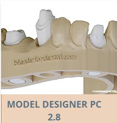 Modulo de Diseño de modelos B4d