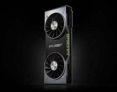 Tarjeta gráfica Geforce RTX 2080Ti