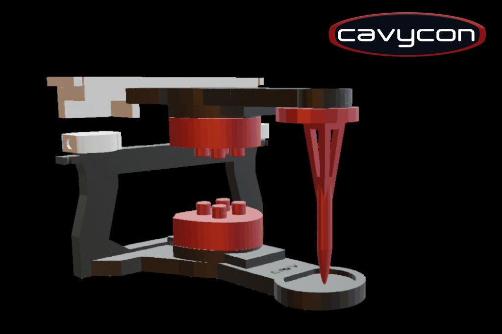 Articulador CAVY